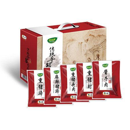 中粮家佳康常温熟食礼盒1.7kg