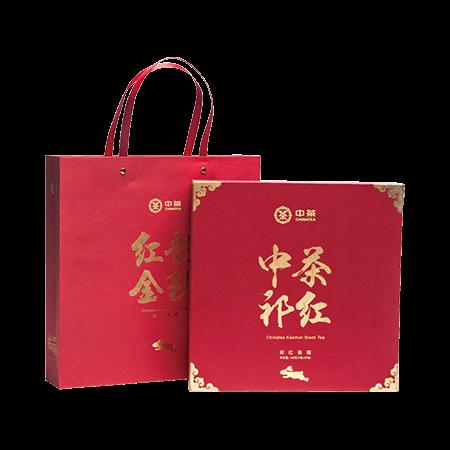 中粮中茶祁红香螺红韵礼盒168g