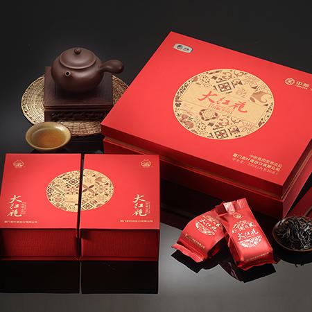 中粮中茶大红袍礼盒200g