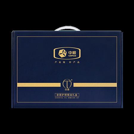 中粮德兰家居护理精油礼盒190g+156ml+3贴