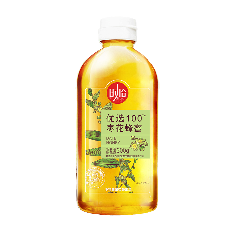 中粮时怡枣花蜜300g