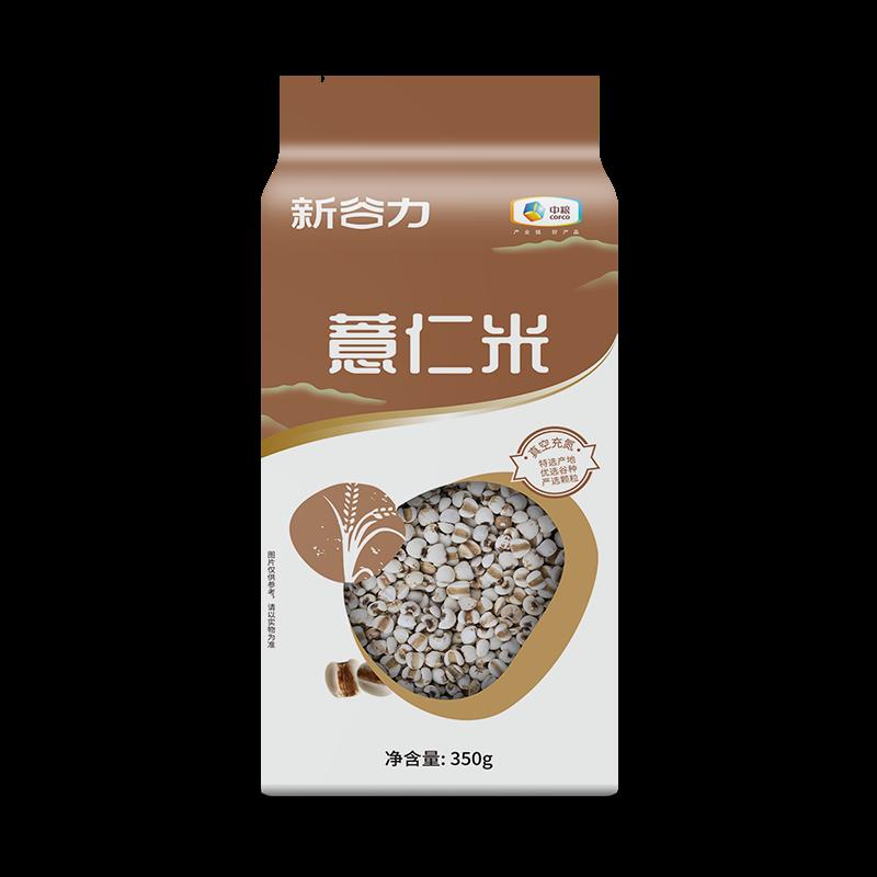 中粮新谷力薏仁米350g
