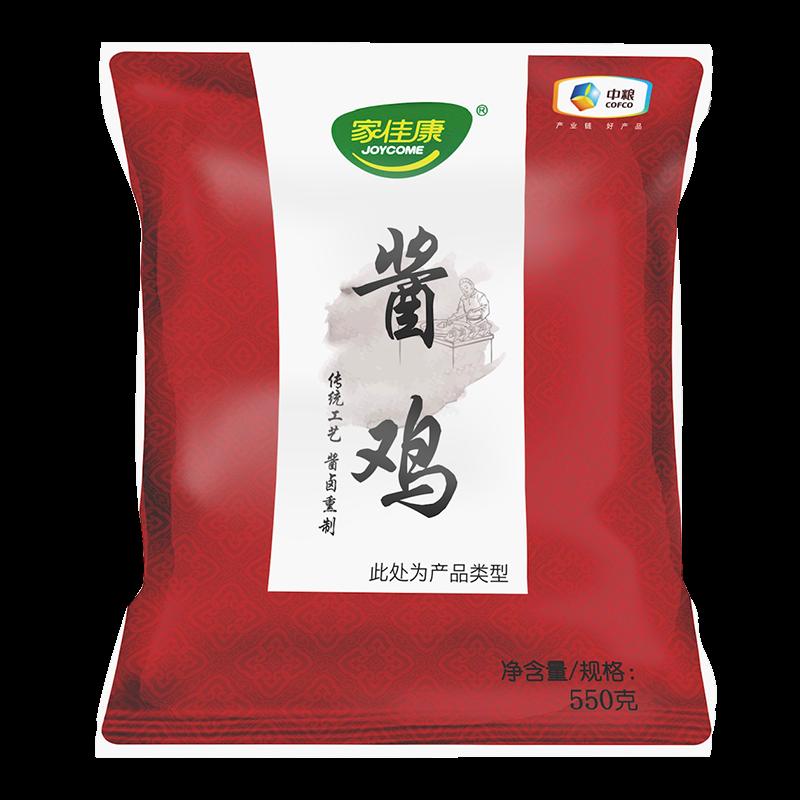 中粮家佳康酱鸡550g