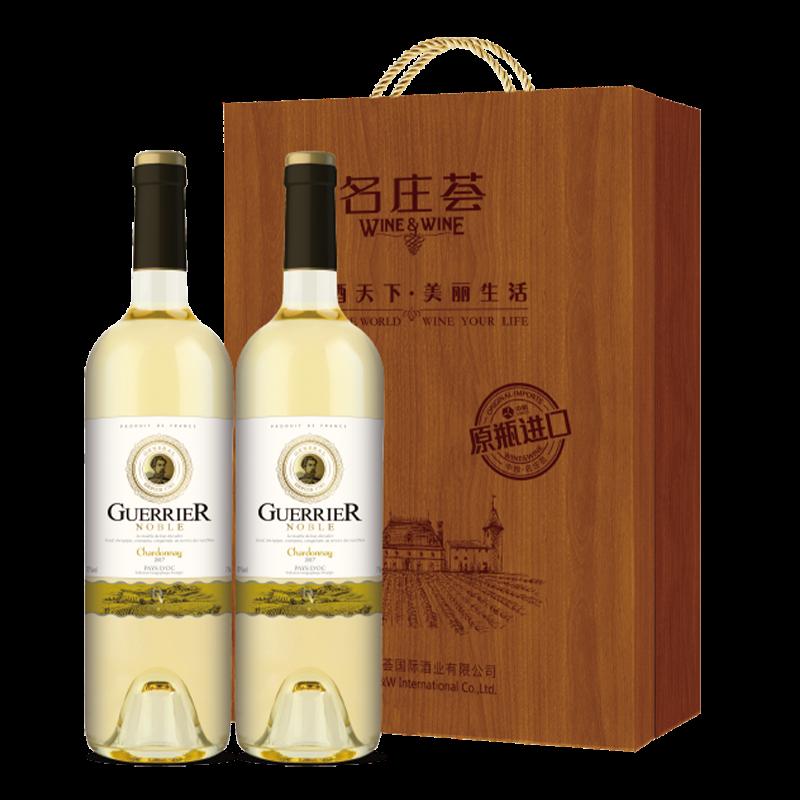 中粮雷沃将军霞多丽干白葡萄酒礼盒