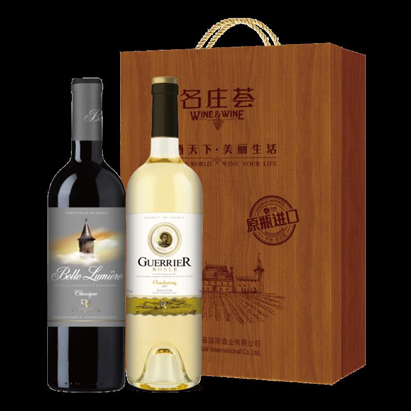 中粮雷沃红酒礼盒