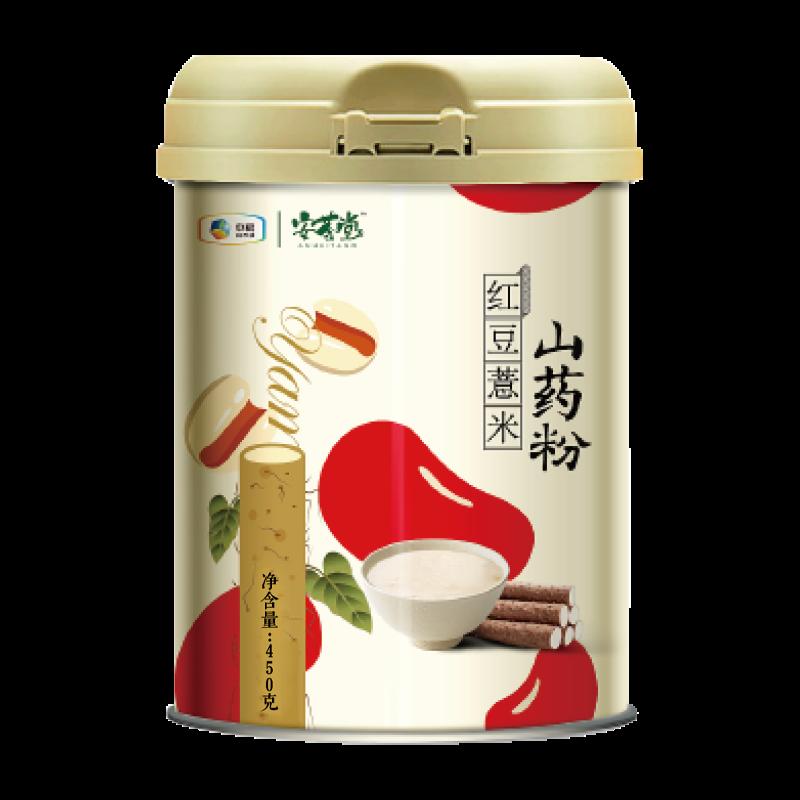 中粮安荟堂红豆薏米山药粉450g